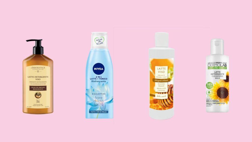 miglior-latte-detergente-per-il-viso